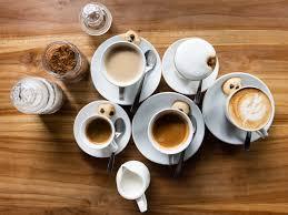 le bon dosage de café