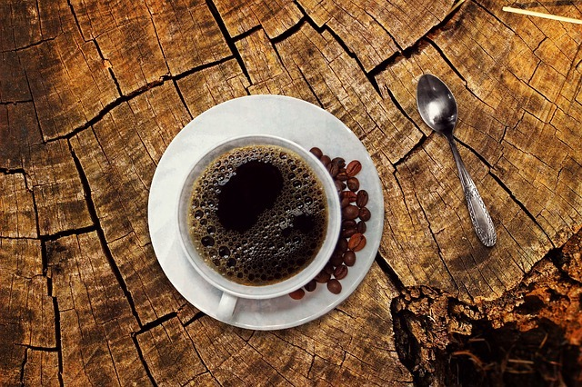 caféine dans le café