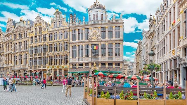 marque de café en belgique