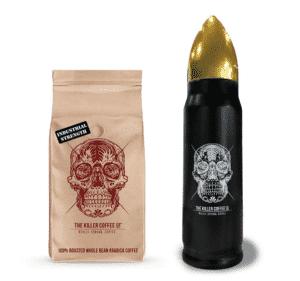 café contient de caféine