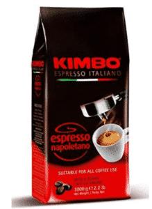 café moulu italien