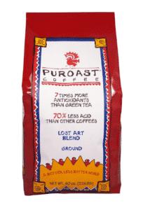café faible acidité