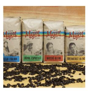 café biologique