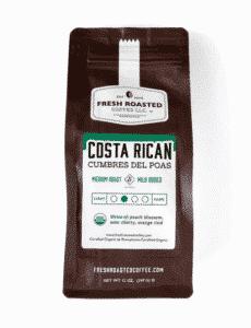meilleur café de Costa Rica