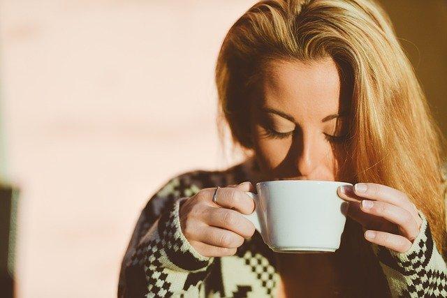 caféine en une journée